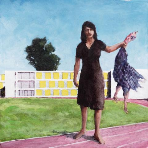 Family Noir Album Cover by Lutz Bielefeld