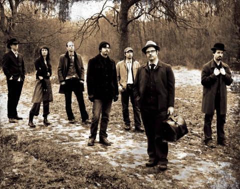 Pressephoto 'Band gesäubert' zu 'How We Lost Our Way'