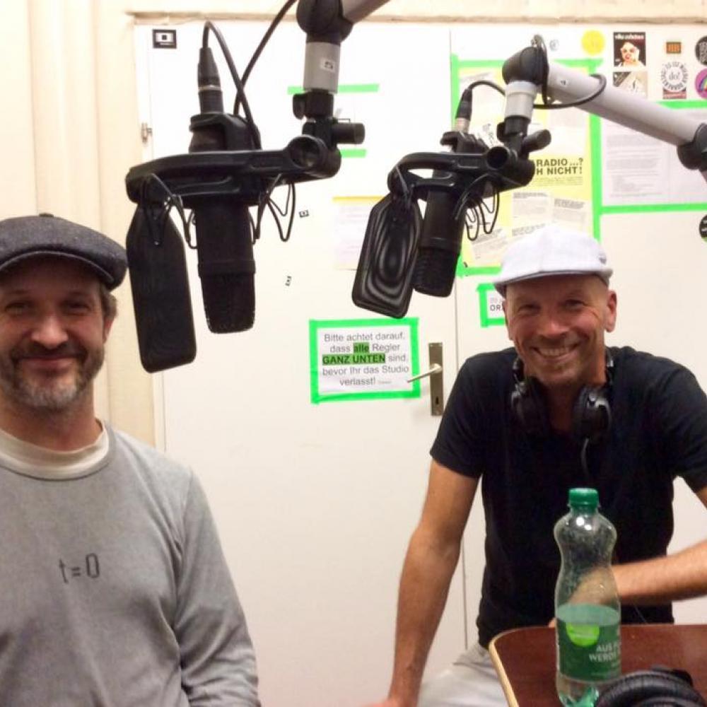 im Radio Orange Studio